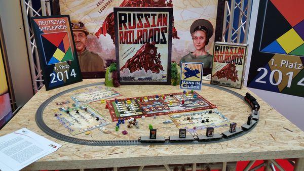 Preisträger Russian Railroads