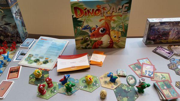 Dino Race