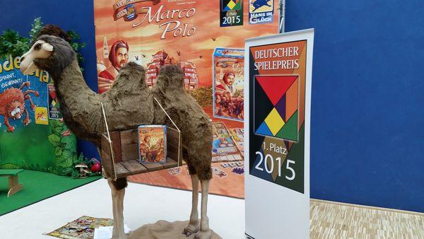 Deutscher Spielepreis Marco Polo