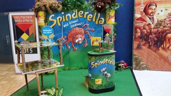 Deutscher Spielepreis Spinderella